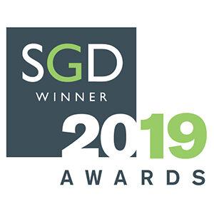 SGD Award Logo 2019 WINNER